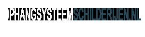 Ophangsysteem schilderijen Logo
